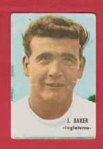 England Joe Baker Arsenal FH66